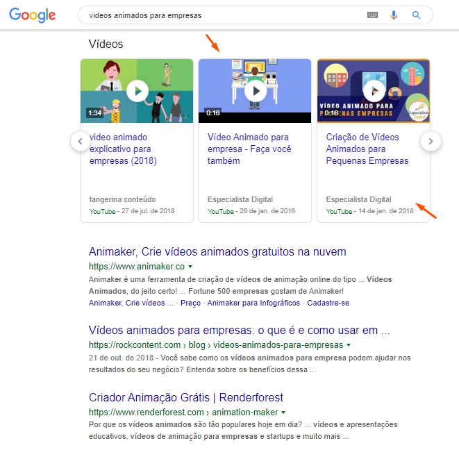 o que é o seo no youtube
