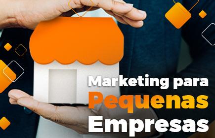 marketing para empresas pequenas