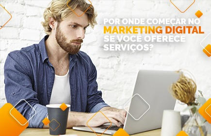 marketing digital para servicos