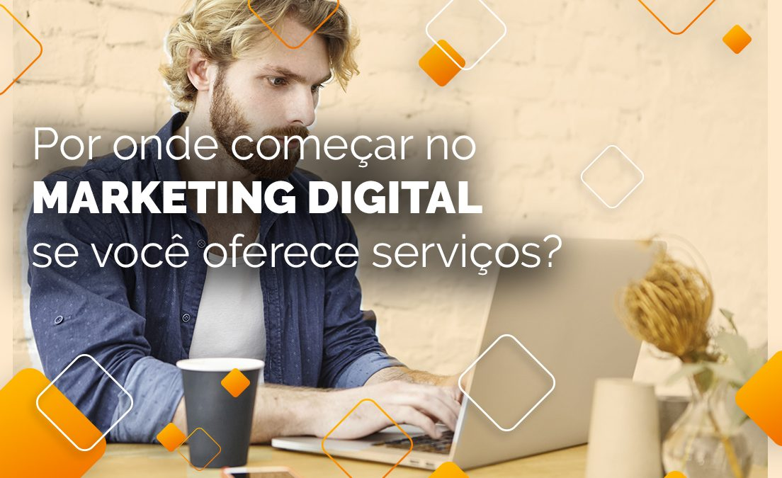 marketing digital para serviços