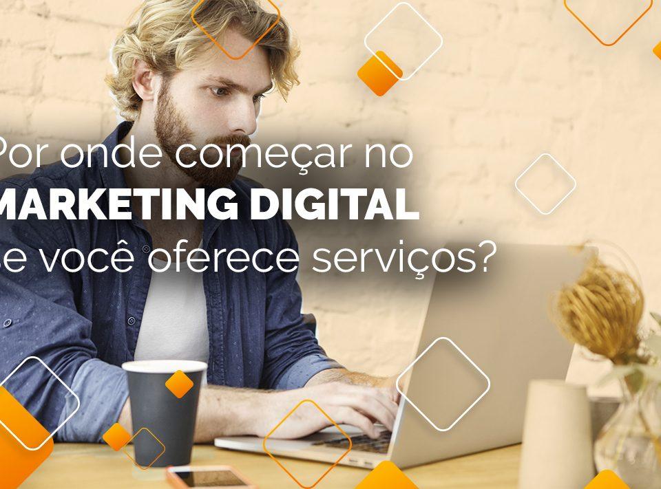 marketing digital para serviços
