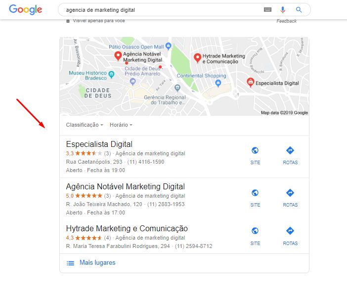 o que é o google meu negócio e como ele funciona